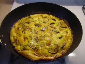 Cooked Frittata