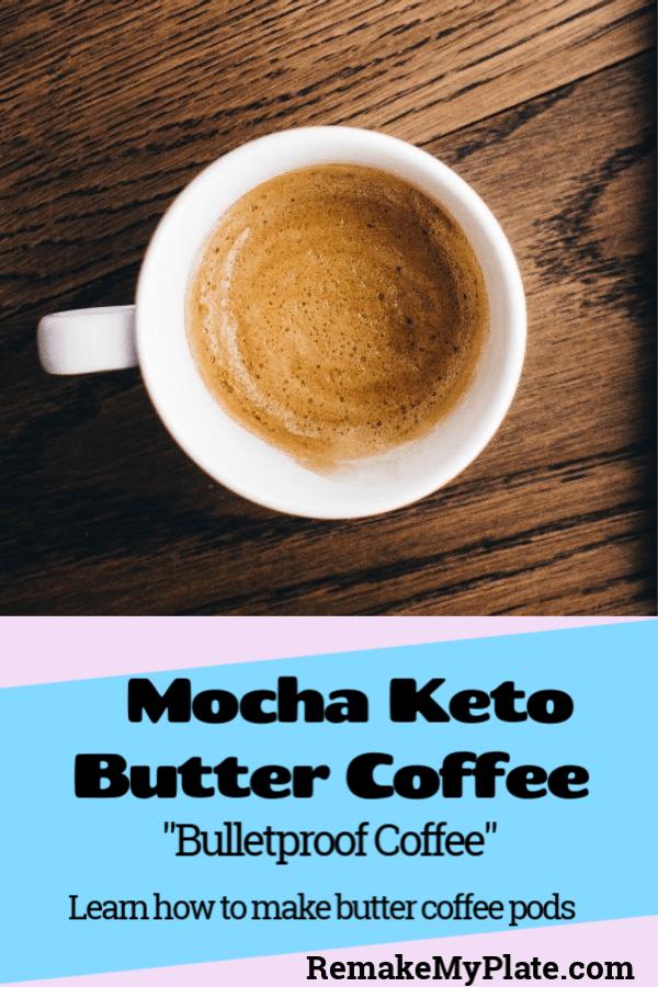 Keto Butter Coffee Recipe Remake My Plate